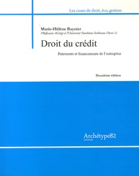 Droit du crédit - Paiements et financements de lentreprise.pdf