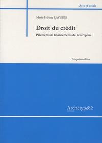 Feriasdhiver.fr Droit du crédit - Paiements et financements de l'entreprise Image