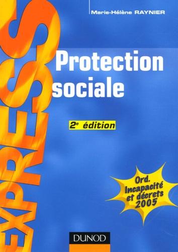 Marie-Hélène Raynier - Protection sociale.