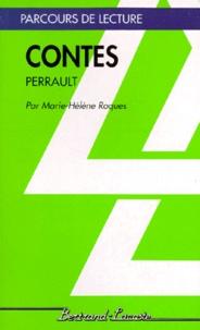 Marie-Hélène Roques - Contes, Charles Perrault.