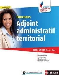 Marie-Hélène Stébé et Alain Simon Chautemps - CONCOURS ADMIN  : Adjoint administratif Territorial - Catégorie C - 2015 - Format : ePub 3 FL.