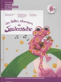 Marie Henchoz et Lee Maddeford - Les belles chansons de Sautecroche. 1 CD audio