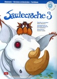 Marie Henchoz - Sautecroche - Tome 3. 1 CD audio