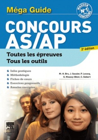Marie-Henriette Bru et Jacqueline Gassier - Concours AS/AP.