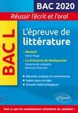 Marie-Henriette Bru - L'épreuve de littérature Bac L - Hernani, Victor Hugo ; La princesse de Montpensier, Madame de Lafayette/Bertrand Tavernier.