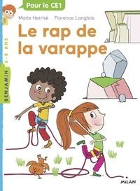 Marie Hérissé et Florence Langlois - Le rap de la varappe - CE1.