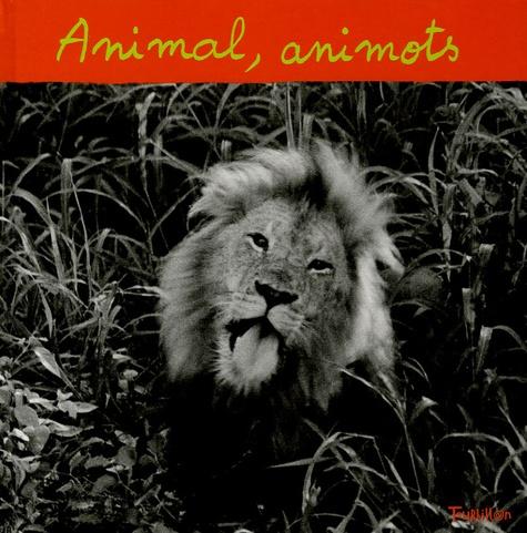 Marie Houblon - Animal, animots.