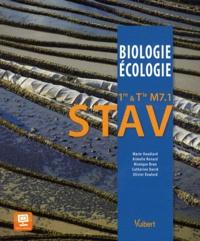 Marie Houdiard et Armelle Renard - Biologie Ecologie 1e & Tle M7.1 STAV.