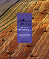 Biologie Ecologie 2e professionnelle enseignement agricole - Productions animales, productions végétales, agroéquipement - cours et exercices résolus.pdf