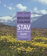 Marie Houdiard et Isabelle Bonnin - Biologie Ecologie STAV 1e et TLe M3/M7 - Connaissance du corps et santé - Le fait alimentaire.