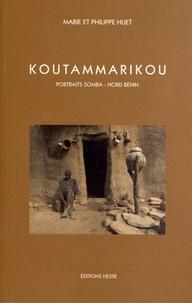 Marie Huet et Philippe Huet - Koutammarikou - Portraits Somba - Nord Bénin.