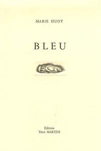 Marie Huot - Bleu.