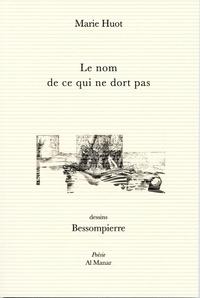 Marie Huot - Le nom de ce qui ne dort pas.