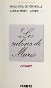 Marie Jaoul de Poncheville et Arnaud Marty-Lavauzelle - Les salons de Marie.
