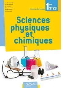 Marie-Jeanne Comte et Paul Bramand - Sciences physiques et chimiques 1e ST2S - Livre élève.