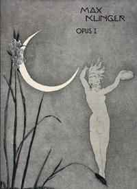 Marie-Jeanne Geyer - Max Klinger - Opus 1, Radierte skizzen (croquis à l'eau-forte).