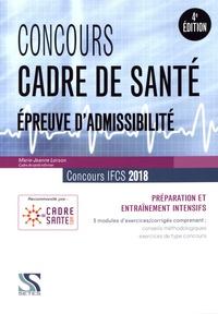 Concours 2018 cadre de santé - Exercices inédits dentraînement à lépreuve dadmissibilité.pdf