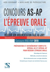 Marie-Jeanne Lorson - Concours AS-AP L'épreuve orale - Réussir son argumentation face au jury.