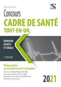 Marie-Jeanne Lorson - Concours cadre de santé.