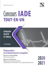 Ebook pour les téléphones cellulaires téléchargement gratuit Concours IADE tout-en-un par Marie-Jeanne Lorson
