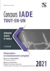 Marie-Jeanne Lorson - Concours IADE.