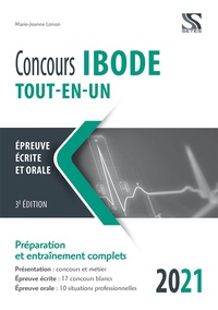 Marie-Jeanne Lorson - Concours IBODE.