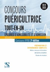 Marie-Jeanne Lorson - Concours puéricultrice - Epreuves d'admissibilité et d'admission.