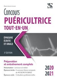 Marie-Jeanne Lorson - Concours puéricultrice - Tout-en-un.