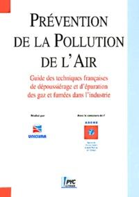 Deedr.fr Prévention de la pollution de l'air - Guide des techniques françaises de dépoussiérage et d'épuration des gaz et fumées dans l'industrie Image
