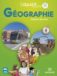 Marie-Jeanne Ouriachi et Didier Caille - Géographie CM1-CM2.