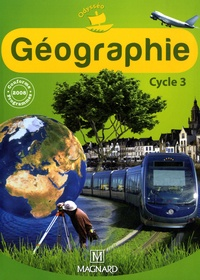 Marie-Jeanne Ouriachi et Didier Caille - Odysséo Géographie Cycle 3 - Programme 2008.