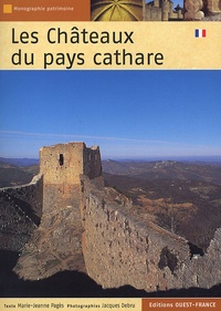 Marie-Jeanne Pagès - Châteaux du pays cathare.