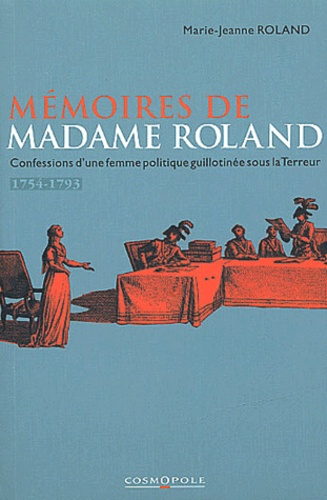 Marie-Jeanne Roland - .
