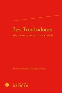 Deedr.fr Les troubadours dans le texte occitan du XXe siècle Image
