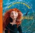 Marie Jo Aznar - Rebelle. 1 CD audio