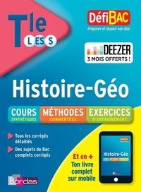 Marie-Jo Blanc et Laurent Coulomb - Histoire-géographie Tle L-ES-S.