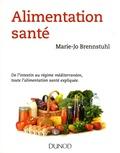 Marie-Jo Brennstuhl - Alimentation santé.