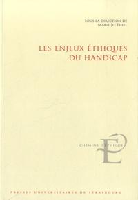 Marie-Jo Thiel - Les enjeux éthiques du handicap.