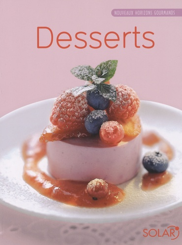 Marie-Joëlle Tarrit - Desserts.