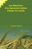 Marie-Jose Alcide Saint-Lot, Ph.D - Les mémoires d'un agronome Haïtien citoyen du monde - Férauld Maignan.