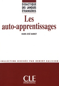 Marie-José Barbot - Les auto-apprentissages.