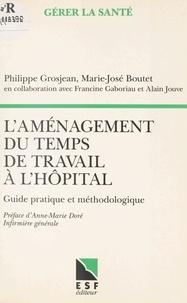 Marie-José Boutet et Philippe Grosjean - .