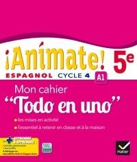 Goodtastepolice.fr Espagnol 5e Cycle 4 Animate! - Mon cahier