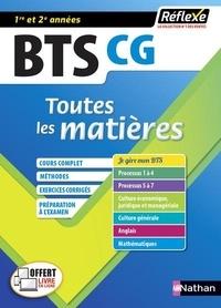 Marie-José Chacon Benito et Jean-Luc Dianoux - Comptabilité et gestion BTS CG 1re/2e années - Toutes les matières.