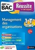Marie-José Chacon-Benito et Sophie Lefeuvre - Management des organisations 1re et Tle STMG.