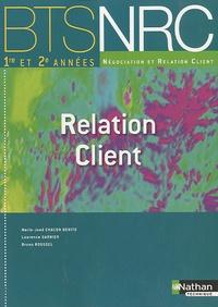 Marie-José Chacon Benito et Laurence Garnier - Relation Client BTS NRC 1re et 2e années.