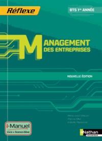 Management des entreprises BTS 1e année - Marie-José Chacon |