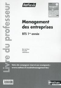 Management des entreprises BTS 1re année - Livre du professeur.pdf