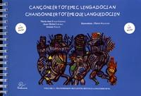 Marie-José Fages-Lhubac et Jean-Michel Lhubac - Chansonnier totémique languedocien - Volume 3, Transmission des gestes rituels languedociens. 1 DVD + 1 CD audio