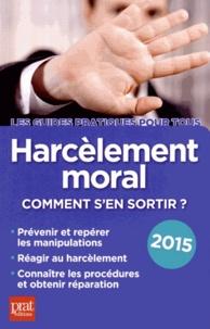 Deedr.fr Harcèlement moral - Comment s'en sortir ? Image